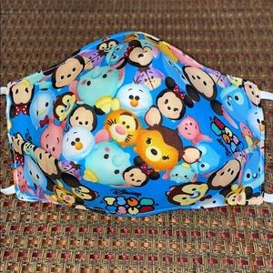 Made MORE KID Size TSUM TSUM Face Mask